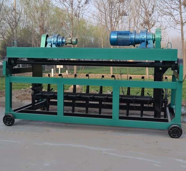 槽式翻堆机