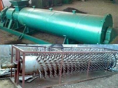 有机肥造粉机-郑州一正有机肥设备生产线